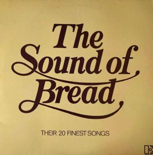 Bread - The Sound Of Bread: Their 20 Finest Songs (LP) (VG-/VG)